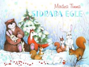 Grāmata Sidraba egle